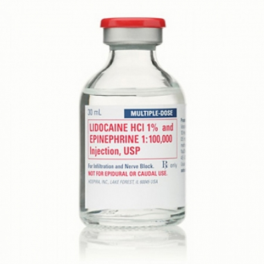 Lidocaine-40mg/2ml